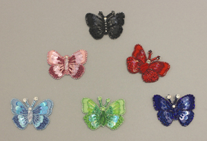 Schmetterlinge Lunéville Workshop
